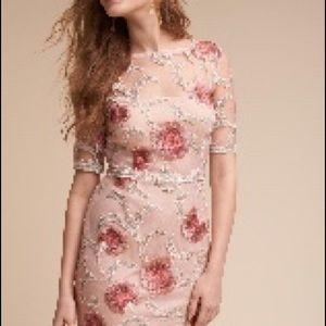 Pretty Pink Adrienna Papell dress